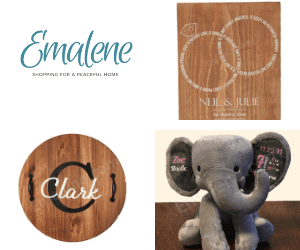 Emalene - Designs for your Home #homedecor #woodsigns #custom #personalized #wood