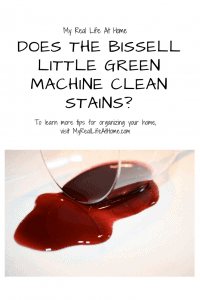 Wine glass spilling out red wine