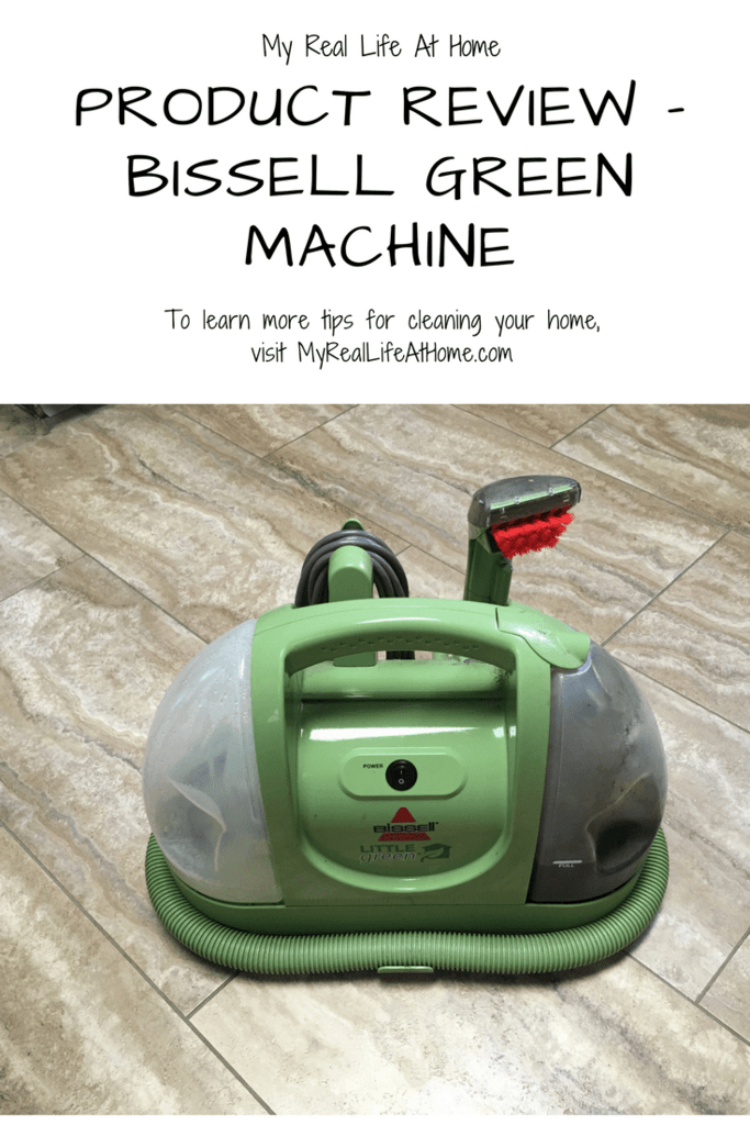 Product Review - Bissell Green Machine #greenmachine #carpetcleaner #carpetcleaners
