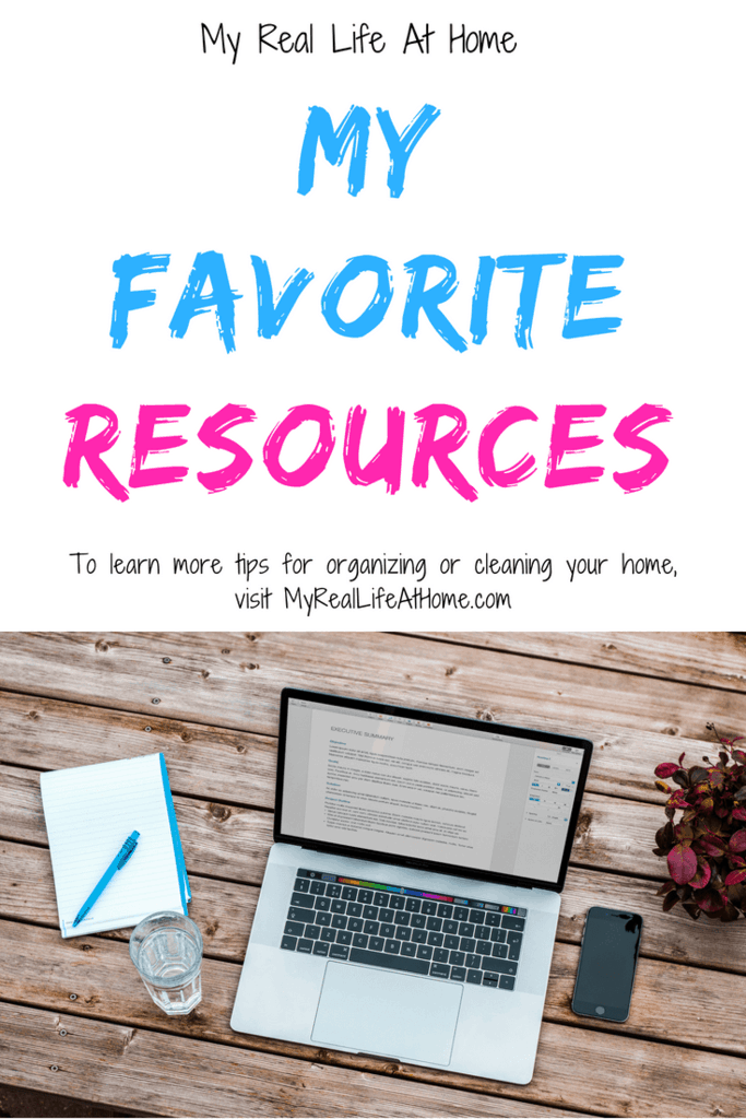 My Real Life At Home #cleaningresources #bloggingresources