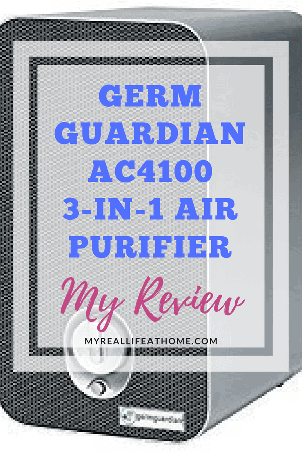 Due to allergies, it was recommended that we purchase an air purifier. Check out my review of the air purifier we chose. If you're looking for one, this may be the air purifier for you! #cleanair #airpurifier #review