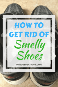 Title How To Get Rid of Smelly Shoes