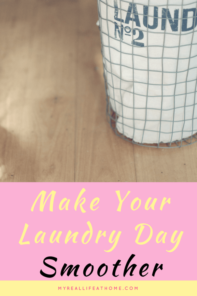Make your laundry day smoother #helpmylaundry #laundrytips #makelaundryeasier