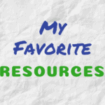 I would love to share my favorite resources. This is a list of resources that I use all the time. #resources #favoriteproducts