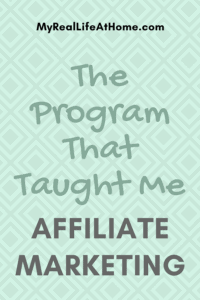Have you ever wondering about Affiliate Marketing but don't know where to start? Want to learn more about Affiliate Marketing? Check out how I learned about Affiliate Marketing and the program that taught me everything about it. #affiliate marketing #wealthyaffiliate #howto #blogging #howtoblog