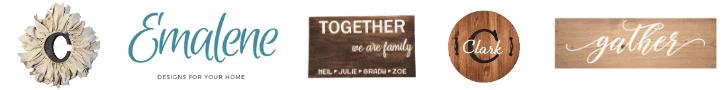 Emalene.com Ad #homedecor #woodsign #handmade #custom