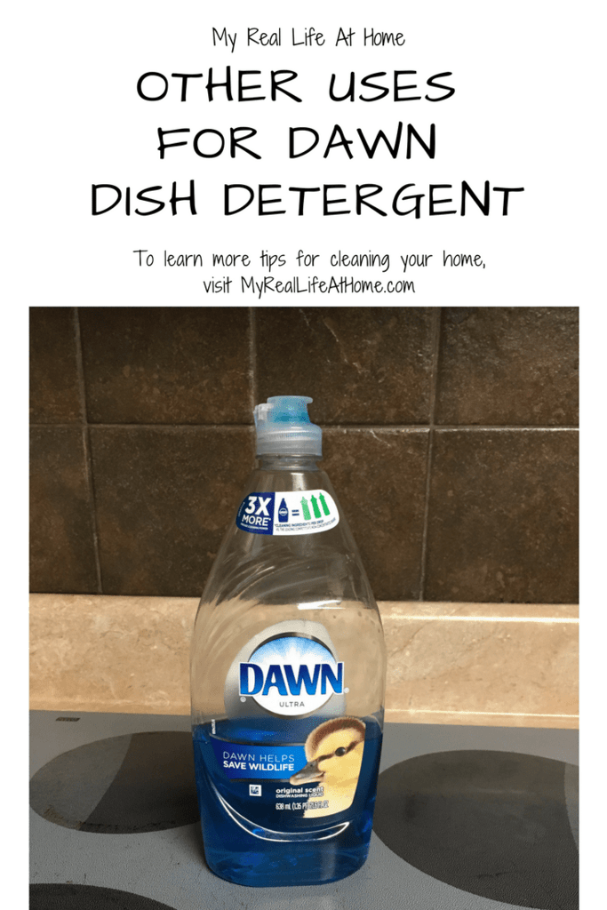 Other Uses For Dawn Dish Detergent #dawndetergent #usesfordawn #howtomakebubbles #dawncleaner