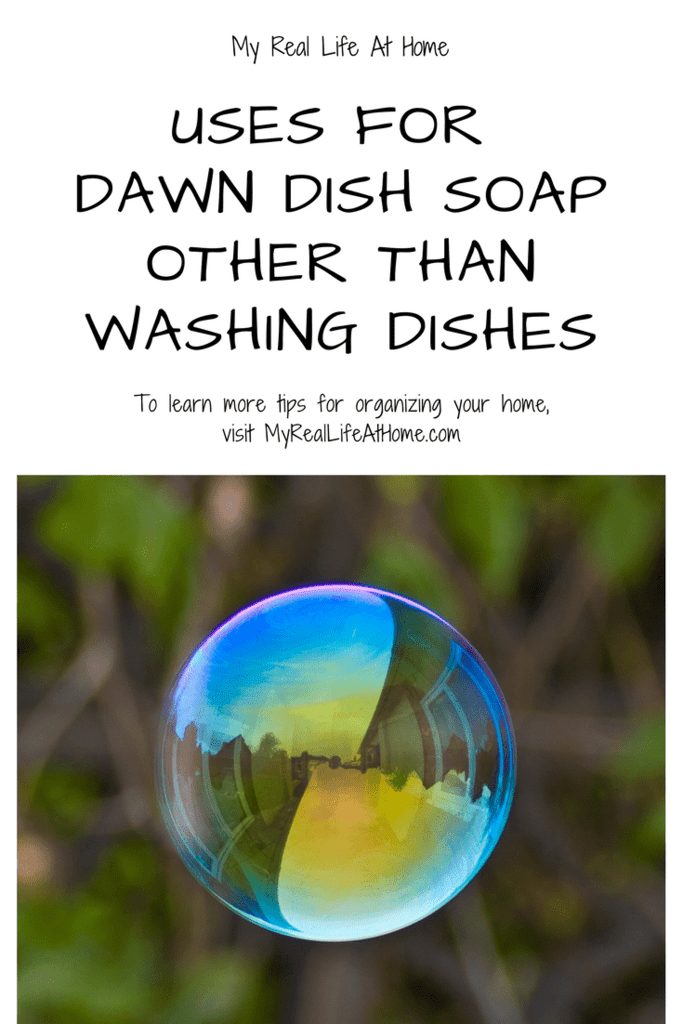 Uses For Dawn Dish Soap Other Than Washing Dishes #dawndetergent #usesfordawn #howtomakebubbles #dawncleaner