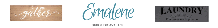 Emalene Designs for your Home #homedecor #handmade