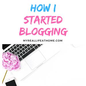 How I Started Blogging #howtoblog #howistartedblogging #wealthyaffiliate