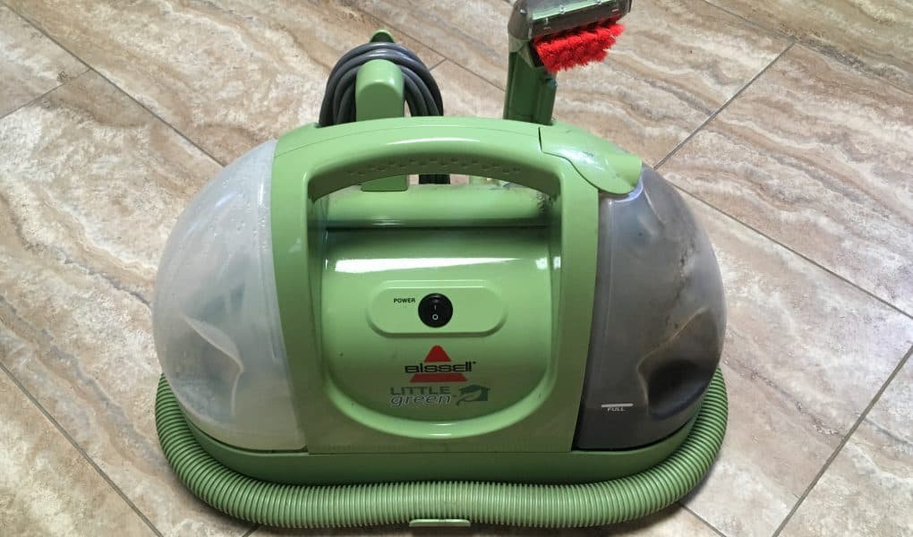 Bissell Green Machine Carpet Cleaner My Review My Real