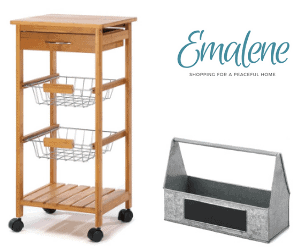 Emalene Kitchen Ad #homedecor #furniture #kitchen