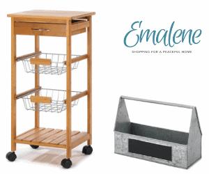 Emalene Kitchen Ad #homedecor #furniture #kitchen