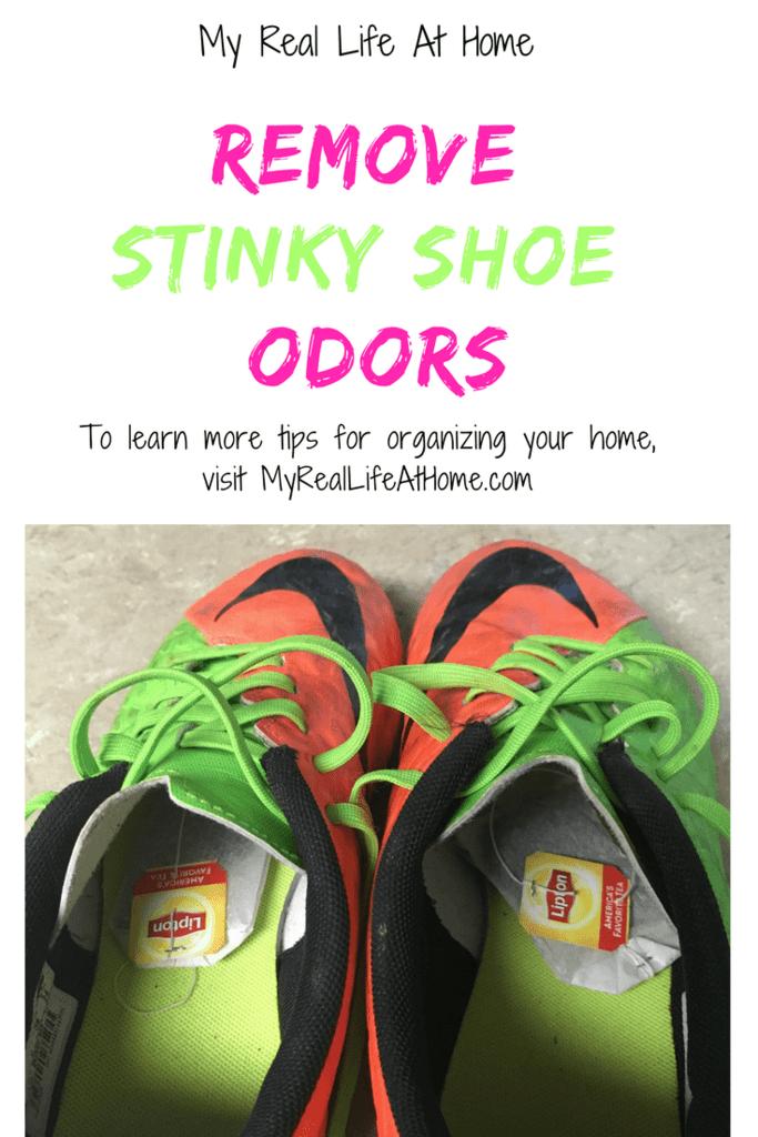 How to remove stinky shoe odors #stinkyfeet #removeodors #usebakingsoda